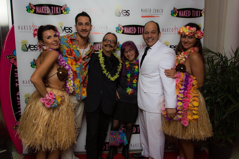 Miami 305 naked girls Miami Finally Joins The Tiki Revival Video